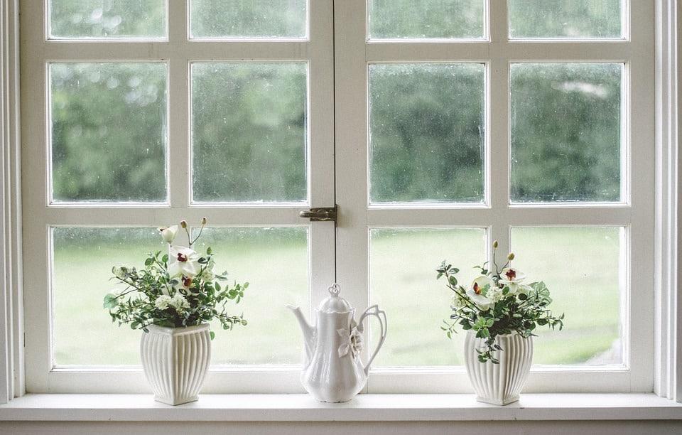 types de fenêtre